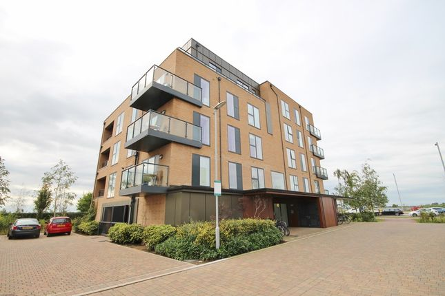 Thumbnail Flat to rent in Beech Drive, Trumpington, Cambridge