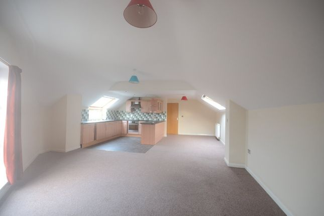 Thumbnail Flat to rent in Westgate, Wetherby