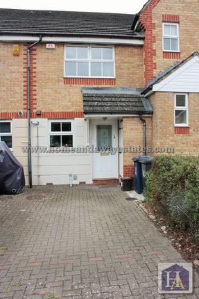 Thumbnail Terraced house for sale in Deepdale Close, Friern Barnet