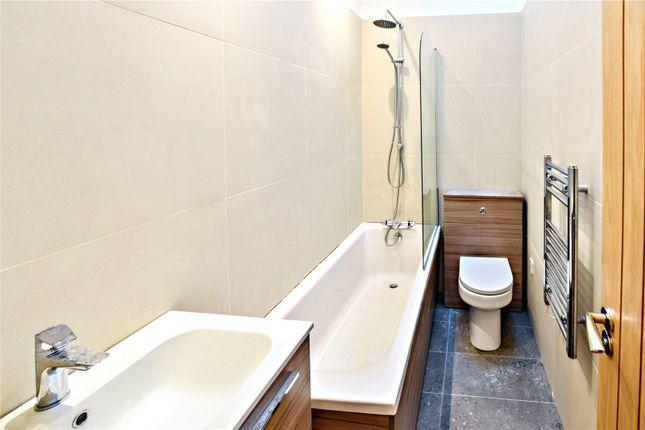 Bathroom of Coach And Horses Court, 35 North Cray Road, Bexley Village, Kent DA5