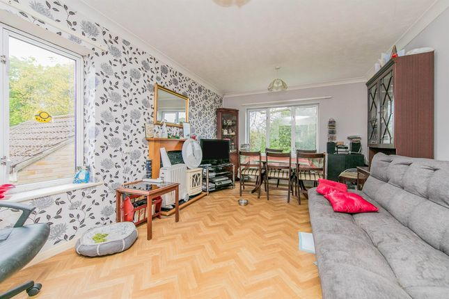 Thumbnail Flat for sale in Coppins Road, Clacton-On-Sea