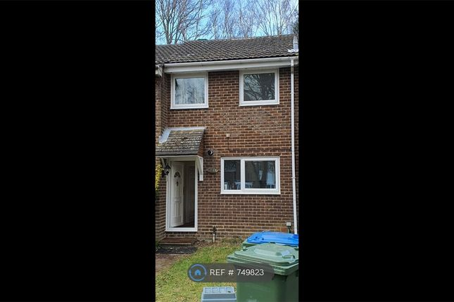 Thumbnail Terraced house to rent in Sandpiper Road, Southampton