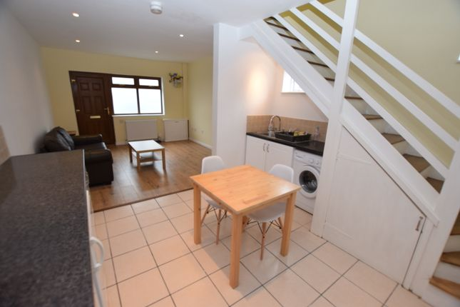 Thumbnail End terrace house to rent in Stanley Street, Derby