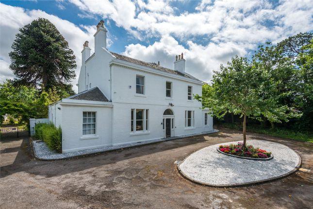 Thumbnail Detached house for sale in Edinburgh Road, Tranent, East Lothian