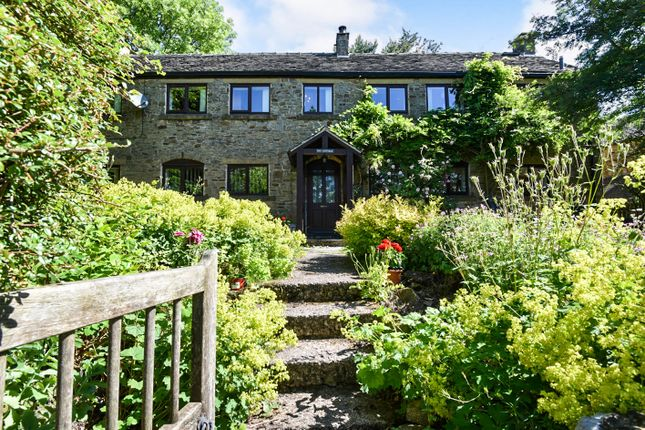 Thumbnail Detached house for sale in Church Street, Longnor, Buxton
