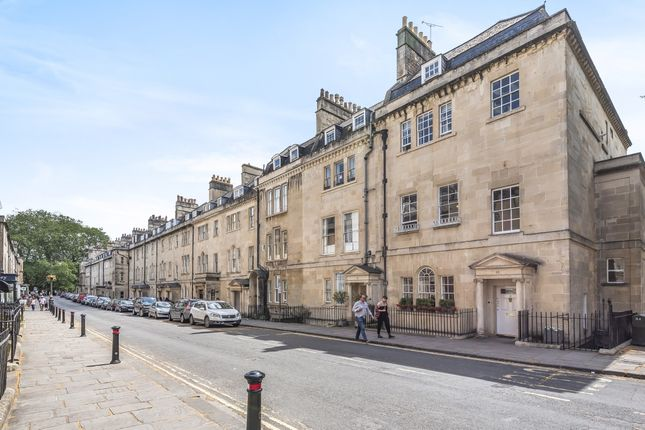 Thumbnail Flat to rent in Brock Street, Bath