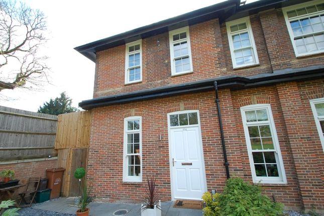 Thumbnail Terraced house for sale in The Park, Carshalton