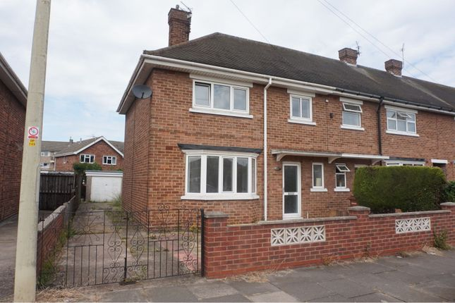 Thumbnail End terrace house to rent in Richmond Road, Cleethorpes