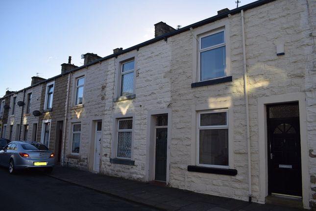 Thumbnail Terraced house to rent in Peel Street, Padiham, Lancs