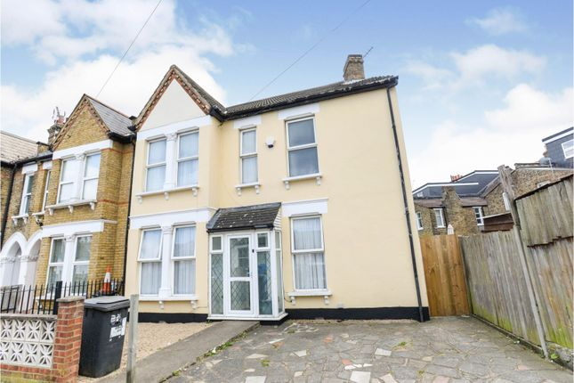 Thumbnail End terrace house for sale in Albacore Crescent, London