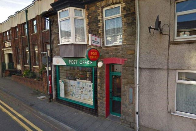 Thumbnail Retail premises for sale in Newport Road, Cwmcarn, Cross Keys, Newport
