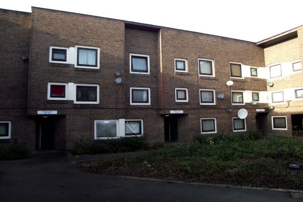Thumbnail Flat to rent in Granby Court, Bletchley, Milton Keynes