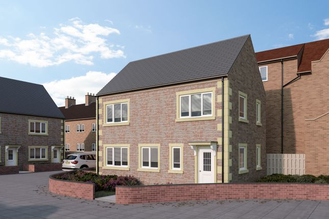 Thumbnail 3 bed detached house for sale in Holland Court, High Street, Mansfield Woodhouse