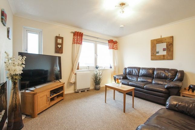 Thumbnail 3 bed flat for sale in Mccaig Road, Oban
