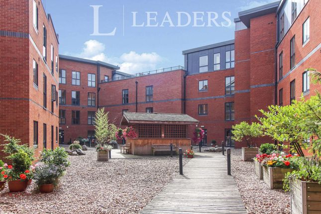 Thumbnail Flat to rent in Newport House, Newport Street, Worcester