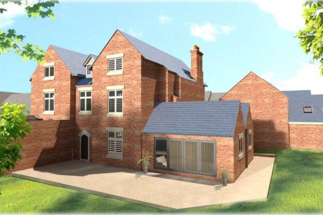 Thumbnail Semi-detached house for sale in Hall Lane, Packington, Ashby-De-La-Zouch
