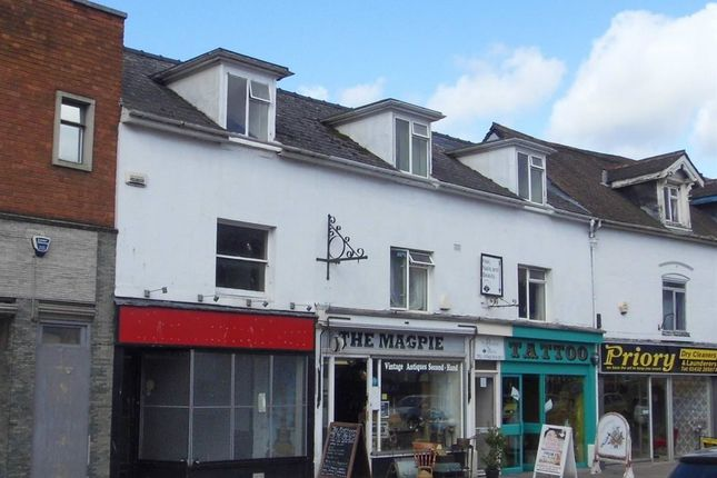 Thumbnail Flat to rent in Commercial Road, Hereford