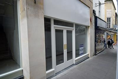Thumbnail Retail premises to let in 18 Union Passage, Bath, Somerset