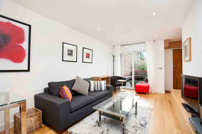 Thumbnail Mews house to rent in Eden Studios, 20-24 Beaumont Road, London