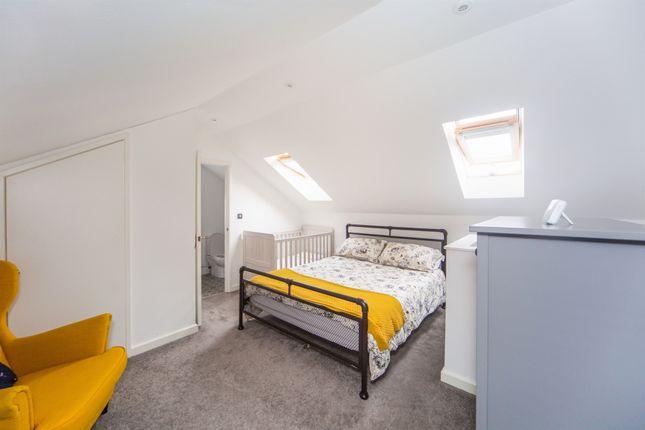 Thumbnail Semi-detached bungalow for sale in Heol Undeb, Beddau, Pontypridd