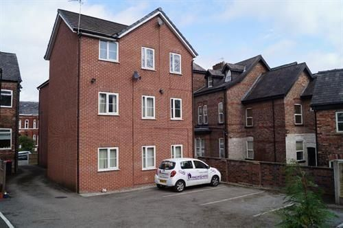 Thumbnail Flat to rent in Victoria Crescent, Eccles