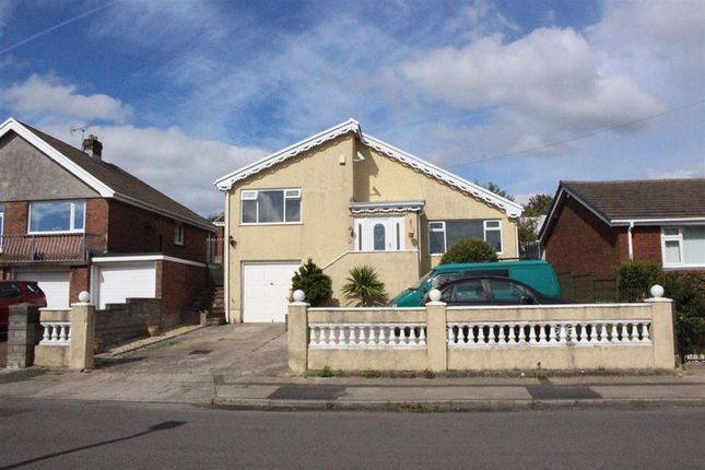 Thumbnail Detached house for sale in Bron Y Bryn, Killay, Swansea