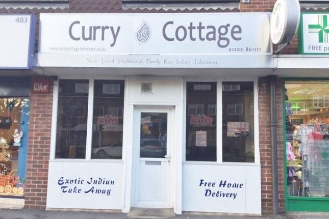 Restaurant/cafe for sale in 485 Ringwood Road, Ferndown