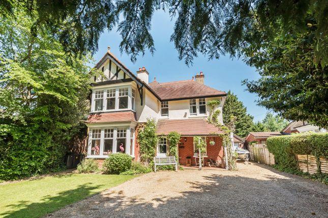 Thumbnail Detached house for sale in Saint George's Avenue, Warblington