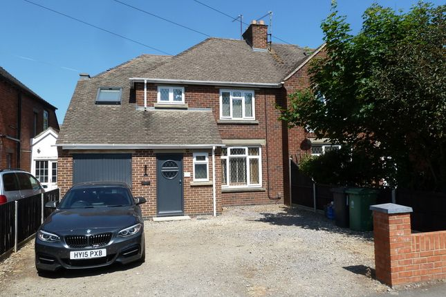 Thumbnail Semi-detached house for sale in Cheltenham Road, Gloucester