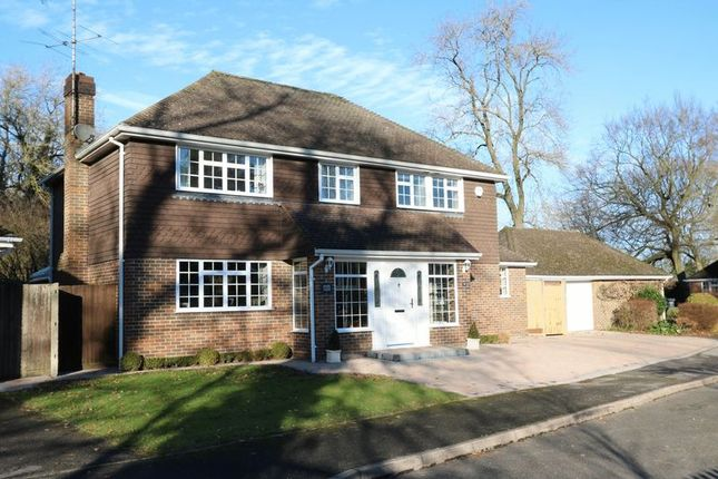 Thumbnail Detached house for sale in Willow Chase, Hazlemere, High Wycombe