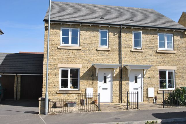 3 bed semi-detached house for sale in Sanderling Way, Bishops Cleeve, Cheltenham GL52