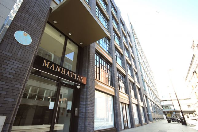 Thumbnail Property to rent in Manhattan Apartments, George Street, Manchester
