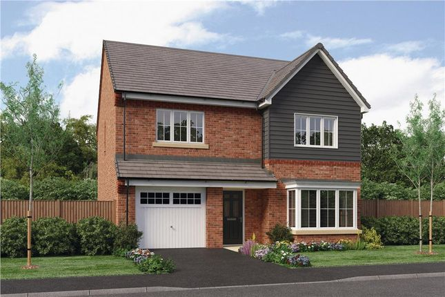 "Detached house for sale in ""Ryton"" at Hastings Close, Chesterfield"