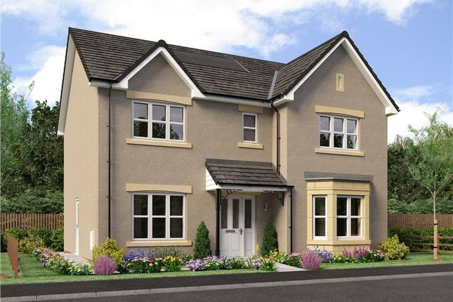 "Thumbnail Detached house for sale in ""Kennaway"" at Neatoune Drive, Danderhall, Dalkeith"