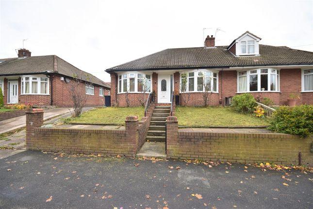 Thumbnail Semi-detached bungalow for sale in Barnes Park Road, Barnes, Sunderland