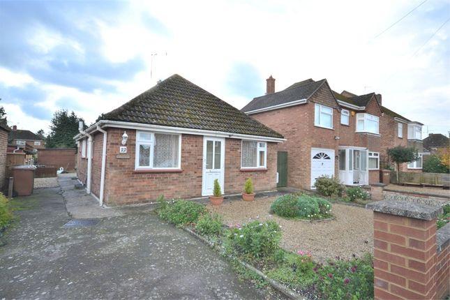 Thumbnail Detached bungalow for sale in Baldwin Road, King's Lynn