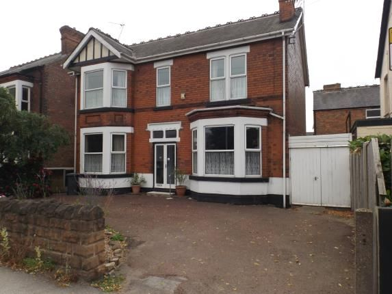 Thumbnail Detached house for sale in Radcliffe Road, West Bridgford, Nottingham, Nottinghamshire