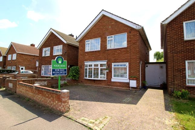 Thumbnail Detached house for sale in The Boundary, Bedford, Bedfordshire