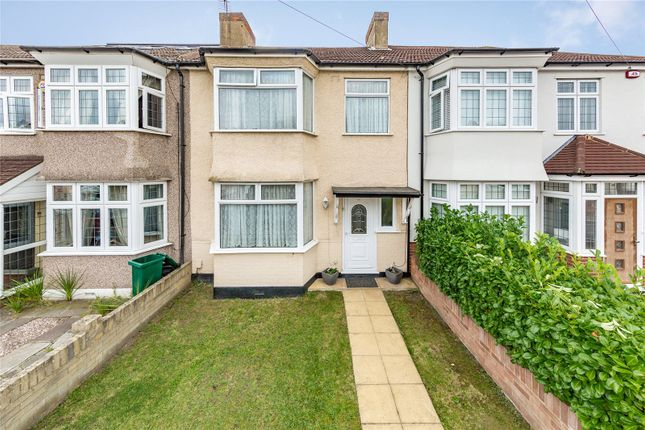 Thumbnail Terraced house for sale in Link Way, Hornchurch