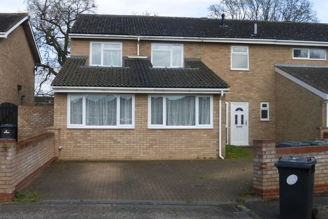 Thumbnail Property to rent in Loder Avenue, Bretton, Peterborough