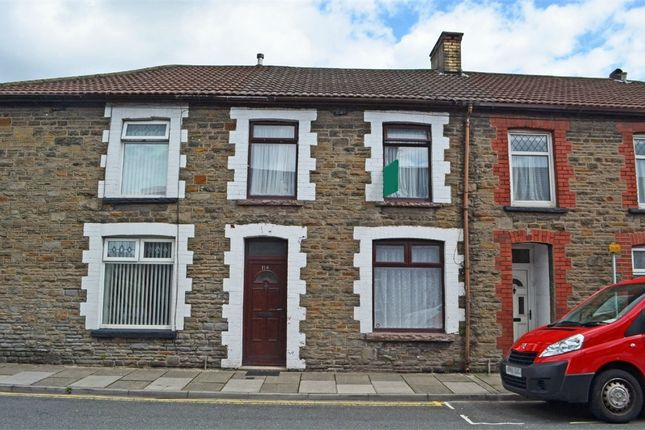 Thumbnail Terraced house for sale in Middle Street, Pontypridd, Mid Glamorgan