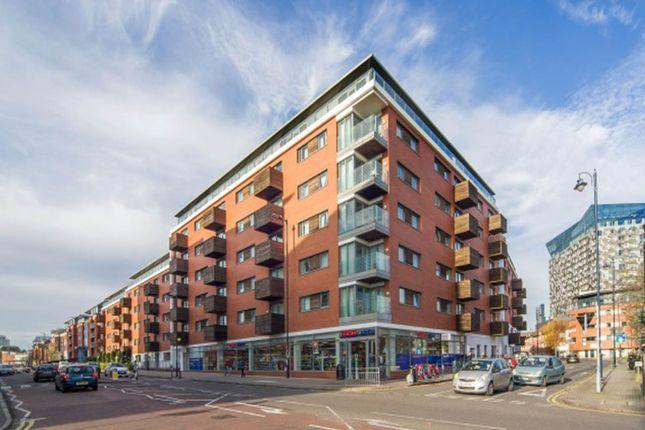 Thumbnail Flat to rent in Granville Street, Birmingham