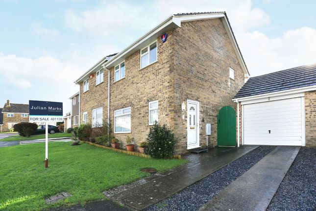 Thumbnail Semi-detached house for sale in Lych Close, Plymstock, Plymouth