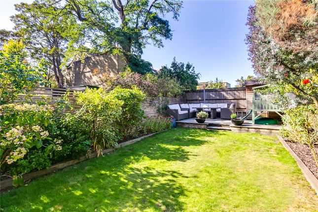 Garden of East Hill, Tonsleys, Wandsworth, London SW18