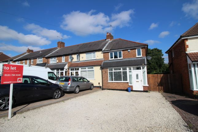 2 bed end terrace house to rent in Shalford Road, Solihull B92