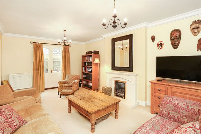 Sitting Room of Easton, Winchester, Hampshire SO21