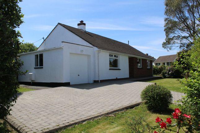 Thumbnail Detached bungalow for sale in Hawthorn Rise, Haverfordwest, Pembrokeshire