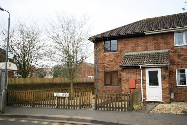 Thumbnail Semi-detached house to rent in Pipers Close, Royal Wootton Bassett