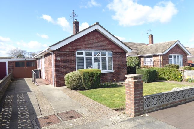 Thumbnail Detached bungalow to rent in Crosstead, Great Yarmouth