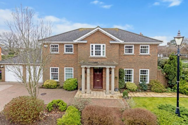 Thumbnail Detached house for sale in Blenheim Place, Folkestone
